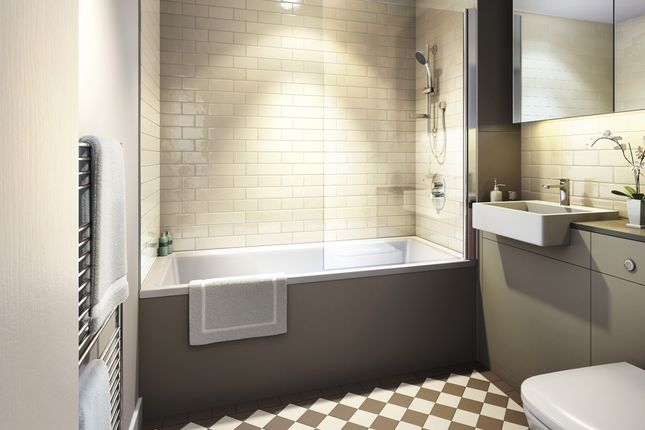 Bathroom of Walton Heights, Elephant Park, Elephant & Castle SE17