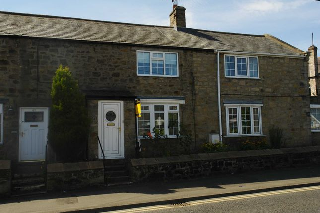 Thumbnail Cottage to rent in West Road, Prudhoe
