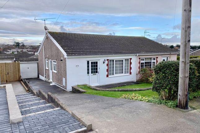 2 bed semi-detached bungalow to rent in Heol-Y-Bardd, Bridgend CF31