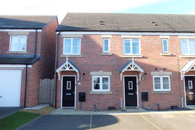Thumbnail Semi-detached house for sale in Melbreak Avenue, Carlisle
