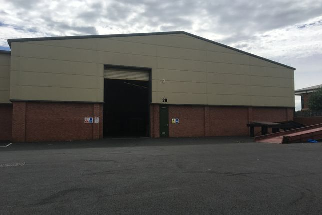Thumbnail Industrial to let in Unit 20 Beacon Business Park, Severnbridge Industrial Estate, Caldicot