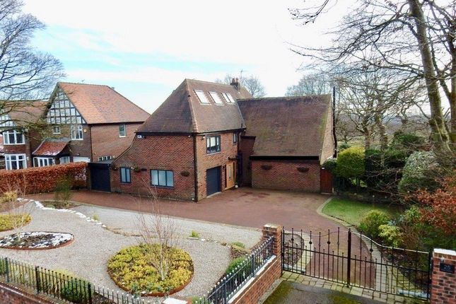 Thumbnail Detached house for sale in Cockey Moor Road, Bury