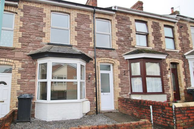 Terraced house to rent in Mount Pleasant, Lydney