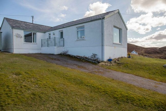 Thumbnail Detached house for sale in Peterburn, Gairloch, Highland