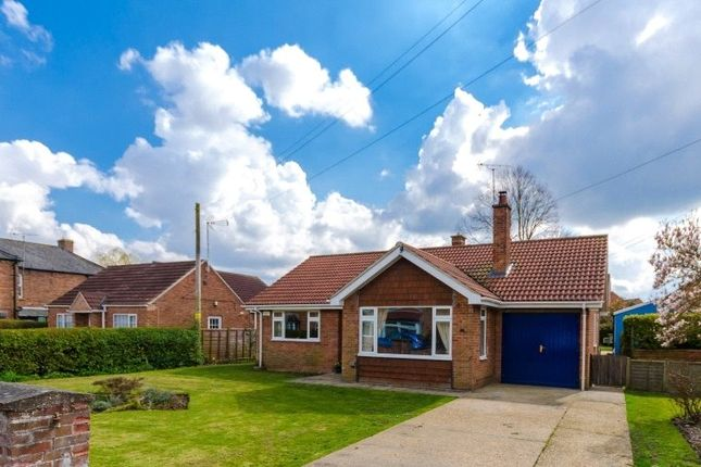 Thumbnail Detached bungalow to rent in New Street, Heckington, Sleaford, Lincolnshire