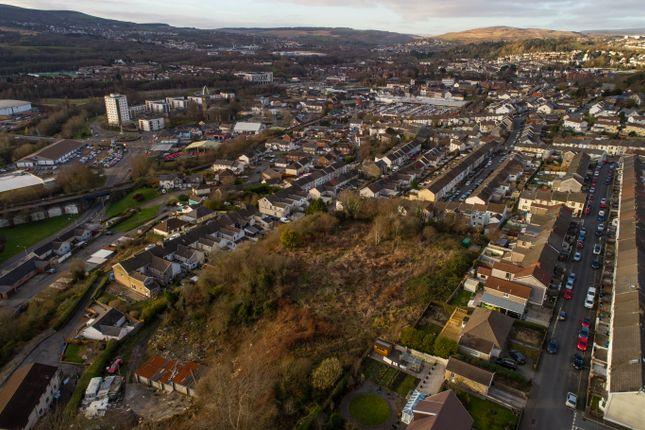 Thumbnail Land for sale in Rees Street, Merthyr Tydfil