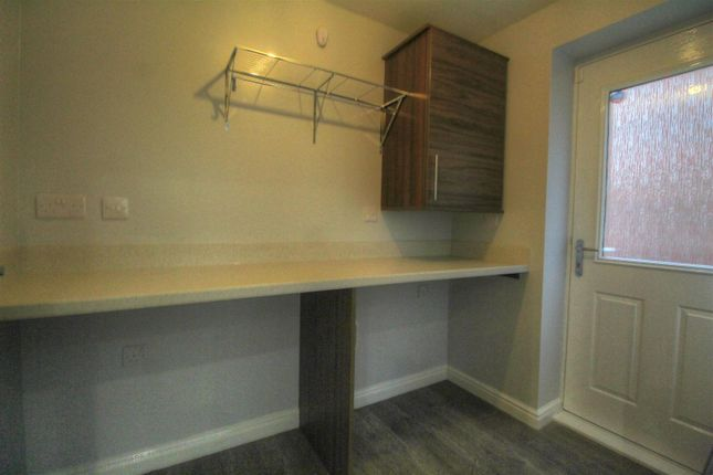 Utility Room of Whitethroat Close, Hetton-Le-Hole, Houghton Le Spring DH5