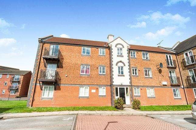 Thumbnail Flat for sale in Lancelot Court, Victoria Dock, Hull