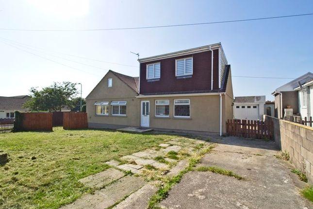 4 bed semi-detached bungalow for sale in Longfellow Drive, Cefn Glas, Bridgend CF31
