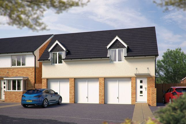 """Thumbnail Property for sale in """"The Turner"""" at Mayfield Way, Cranbrook, Exeter"""
