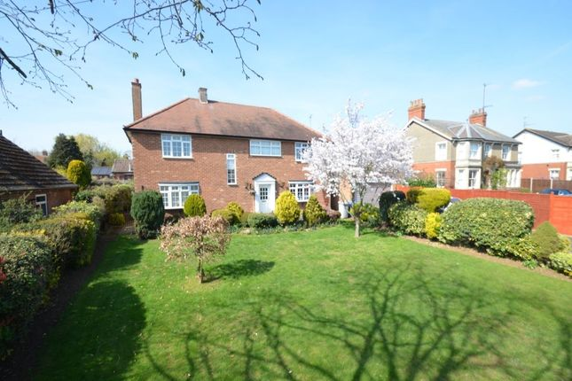 Thumbnail Detached house for sale in Finedon Road, Burton Latimer, Kettering