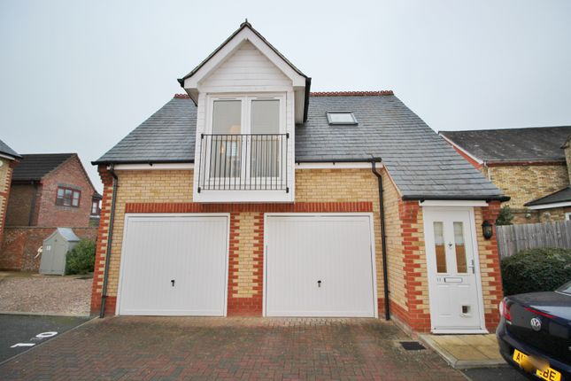 Thumbnail Studio for sale in Olivers Court, Shefford