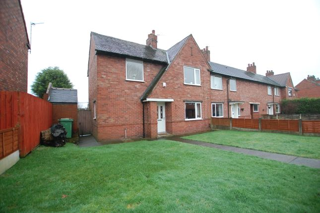 Thumbnail End terrace house to rent in Nandywell, Little Lever, Bolton