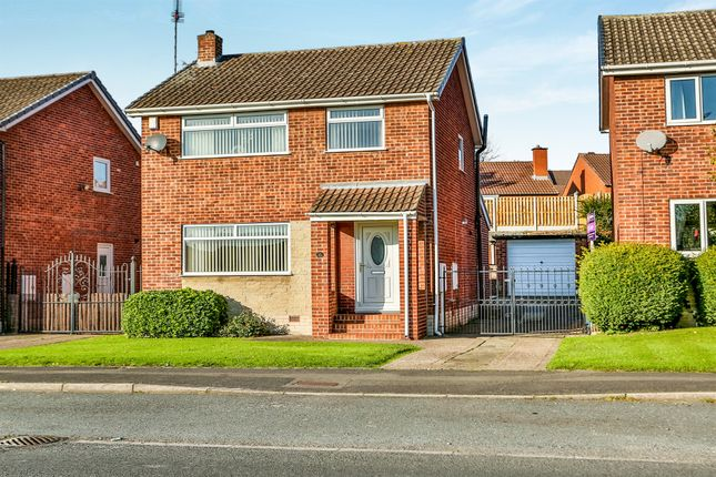 Thumbnail Detached house for sale in Lime Grove, Swinton, Mexborough