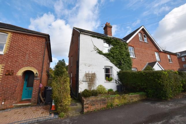 Thumbnail End terrace house for sale in South Terrace, Harley Lane, Heathfield, East Sussex