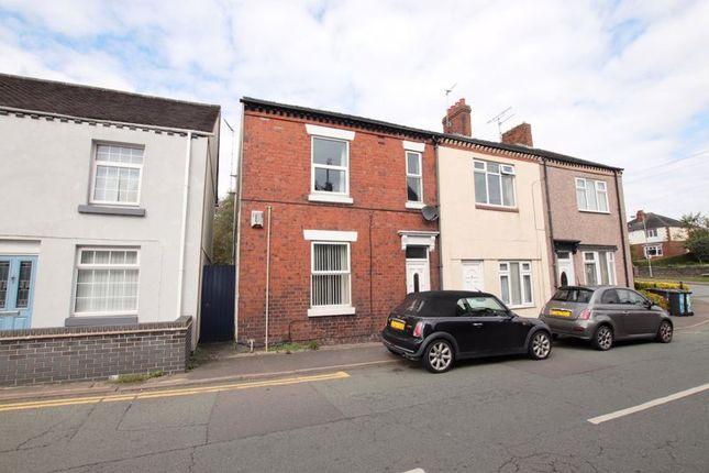 3 bed flat for sale in Brook Street, Brown Lees, Biddulph ST8