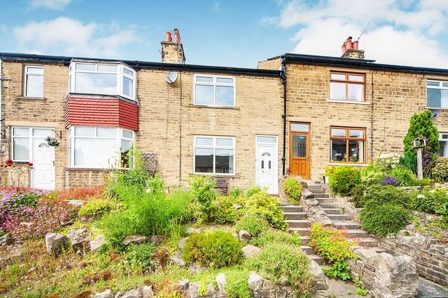 Thumbnail Terraced house to rent in Browfield Terrace, Silsden, Keighley