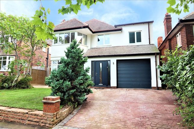 Detached house for sale in Wollaton Vale, Wollaton, Nottingham