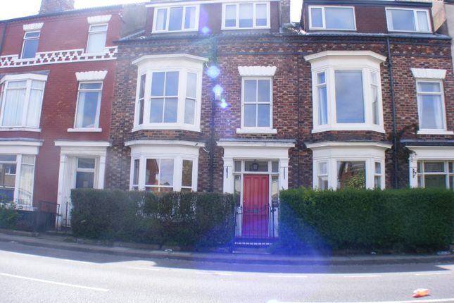 Thumbnail Town house to rent in Redcar Road, Guisborough