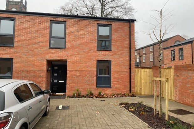 3 bed semi-detached house to rent in Angel Court, Derby DE1