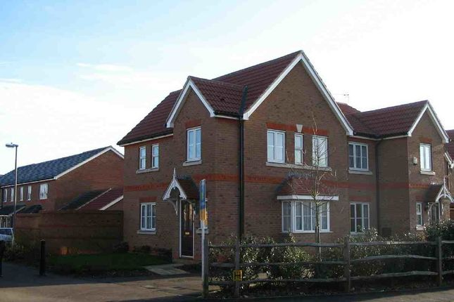 Thumbnail Semi-detached house to rent in The Chilterns, Stevenage