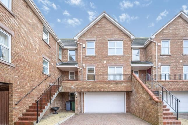 Thumbnail Town house for sale in Seabank Court, 178 Banks Road, Wirral, Merseyside