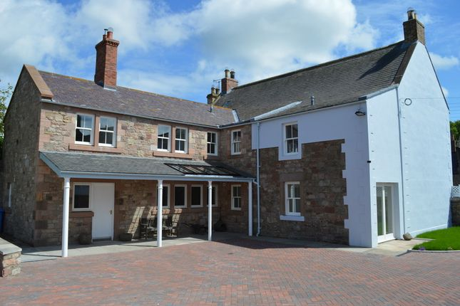 Thumbnail End terrace house for sale in Castle Street, Norham, Berwick-Upon-Tweed, Northumberland