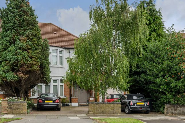 Thumbnail Semi-detached house for sale in Bourne Hill, Palmers Green