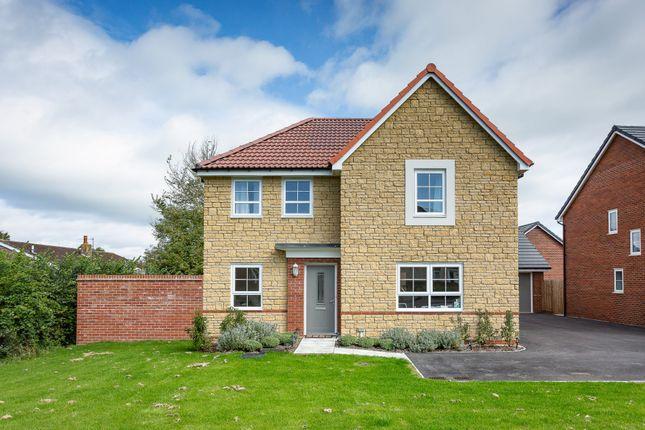 Thumbnail Detached house for sale in Walpole Close, Melksham, Wiltshire