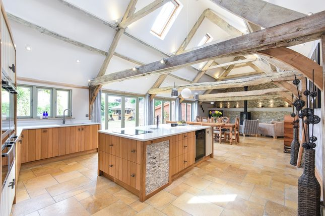 Thumbnail Barn conversion to rent in Lower South Wraxall, Bradford-On-Avon