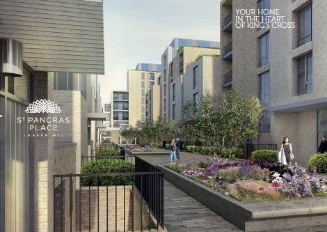 Thumbnail Mews house for sale in St Pancras Place, 277A Gray's Inn Road, London