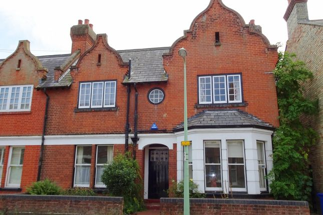 Thumbnail Semi-detached house to rent in Rous Road, Newmarket