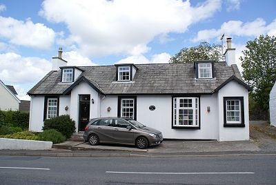 Thumbnail Cottage For Sale In 10 Main Streeet Kirkinner Newton Stewart