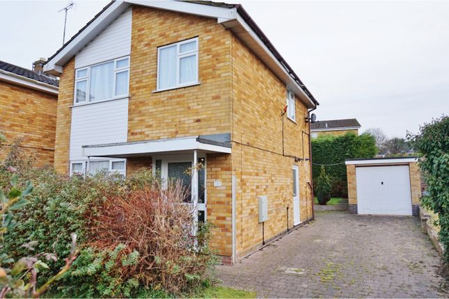 Thumbnail Detached house for sale in Monks Road, Wollaston