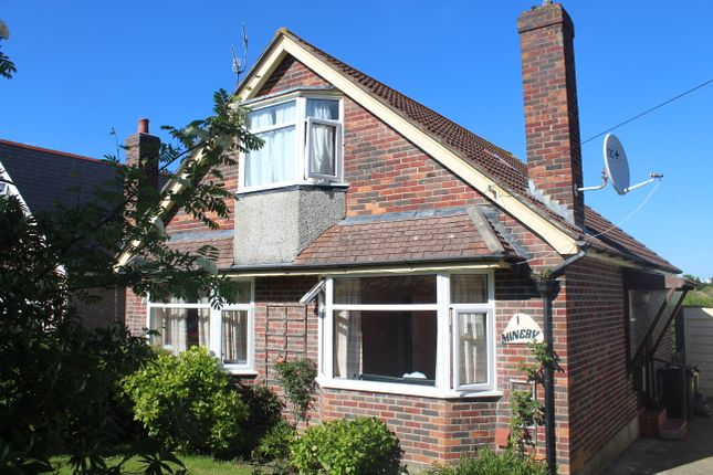 Thumbnail Detached bungalow to rent in Lodmoor Avenue, Weymouth
