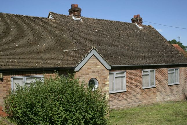 Thumbnail Bungalow for sale in Watling Lane, Thaxted, Dunmow