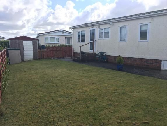 Rear Garden of St Merryn Holiday Village, Padstow, Cornwall PL28