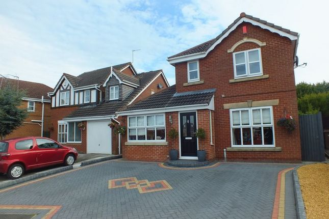 Thumbnail Detached house for sale in Dakota Grove, Tunstall, Stoke-On-Trent