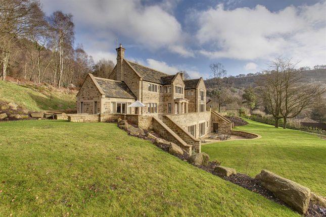 Property for sale in Burbage House, Upper Padley, Grindleford, Hope Valley, Derbyshire