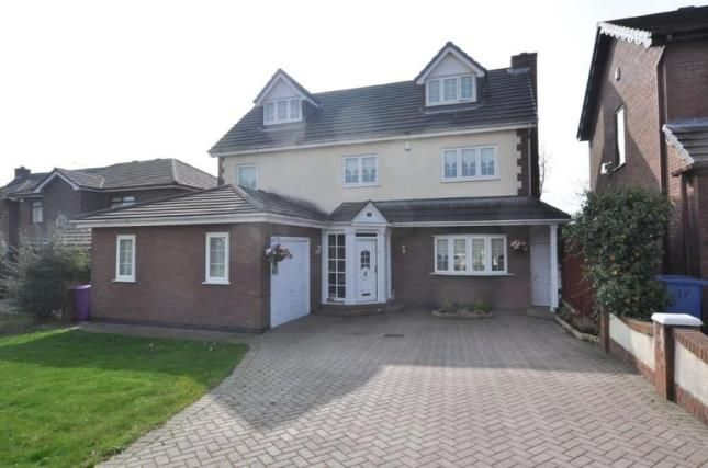 Thumbnail Detached house for sale in Eastwood, Liverpool, Merseyside
