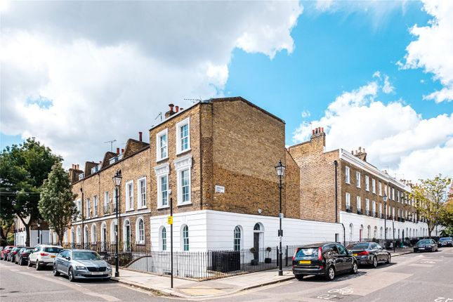 Thumbnail End terrace house for sale in Gerrard Road, London