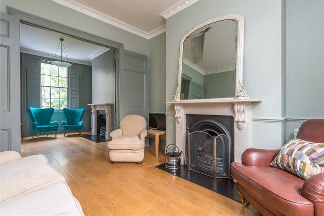 Thumbnail Terraced house to rent in Ripplevale Grove, Barnsbury, Islington, London