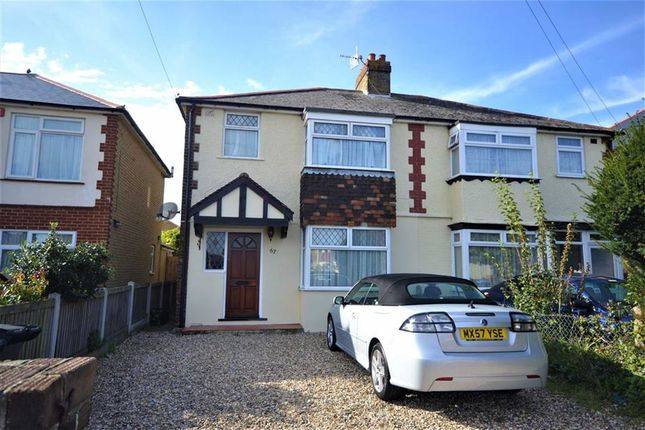 Thumbnail Semi-detached house for sale in High Street, Ramsgate, Kent