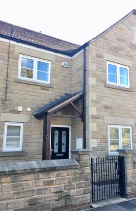 Thumbnail Town house for sale in Netherthorpe, Staveley, Chesterfield