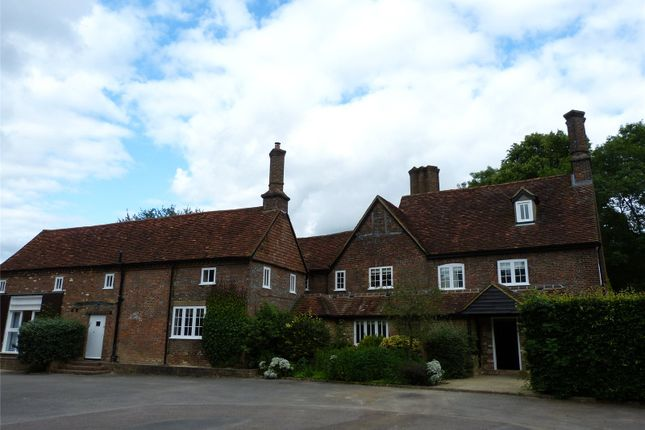 Thumbnail Detached house to rent in Manor Farm, Studham, Dunstable, Bedfordshire