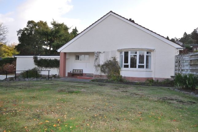 Thumbnail Detached bungalow for sale in Suil-Na-Mara, Alexandra Terrace, Forres, Moray