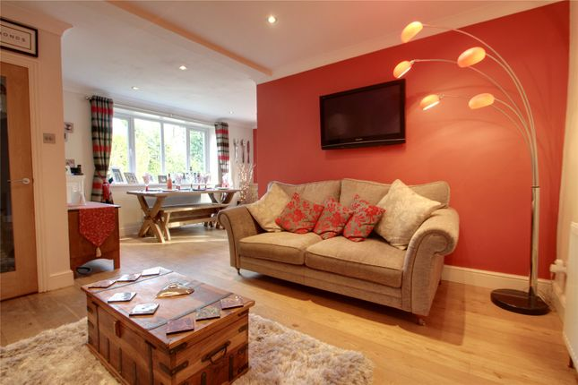 Thumbnail End terrace house for sale in Colebrooke Place, Guildford Road, Ottershaw
