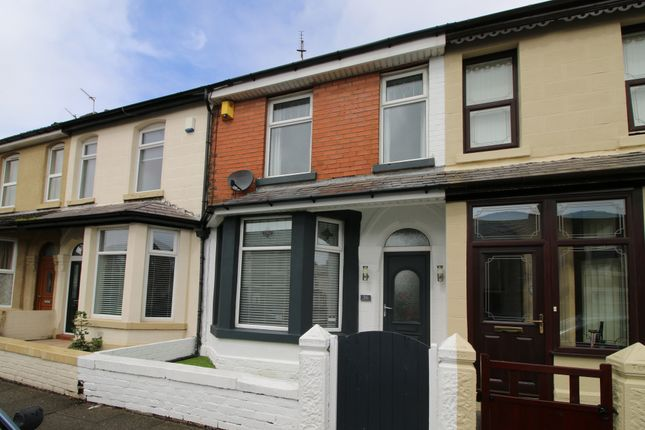 2 bed terraced house to rent in Blakiston Street, Fleetwood, Lancashire FY7