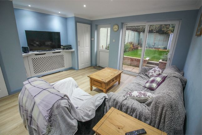 Thumbnail Town house for sale in Priory Court, Harlow, Essex