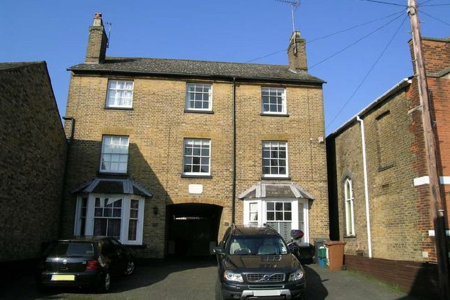 Thumbnail Semi-detached house to rent in New Road, Ware